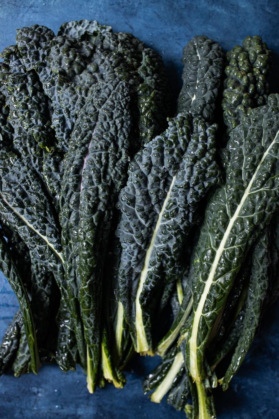 Creamed Kale Chez Us
