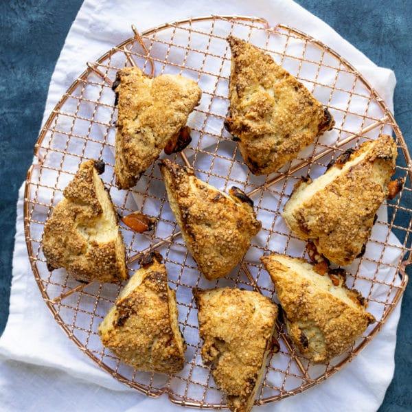 kumquat scones
